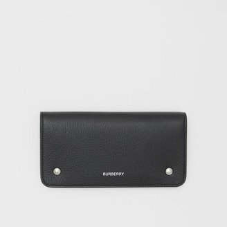 Burberry Leather Phone Wallet