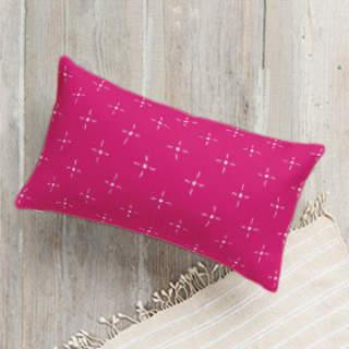 Flipped Self-Launch Lumbar Pillows