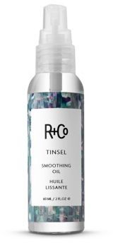 R+Co TINSEL Smoothing Oil/2.1 oz. $24 thestylecure.com