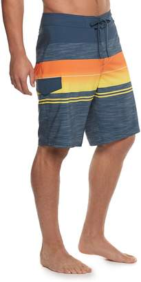 Men's Trinity Collective Automator Striped Stretch Board Shorts