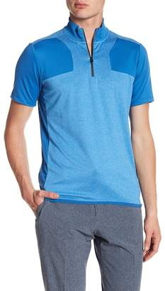 Perry Ellis Paneled Colorblock Stretch Shirt