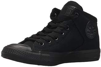 Converse Men's Street Tonal Canvas High Top Sneaker