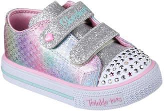Skechers Shuffles Girls Sneakers - Toddler