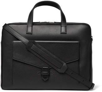Williamson William & Son Pebble-Grain Leather Briefcase