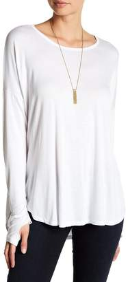 Sweet Romeo Long Sleeve Dolman Tee