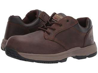 Dr. Martens Linnet SD Non-Metallic Steel Toe 4-Eye Shoe Lace up casual Shoes