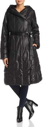 Vero Moda Belted Puffer Coat