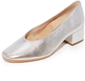 9ef2022b6edc Silver Low Heels Shoes - ShopStyle Australia
