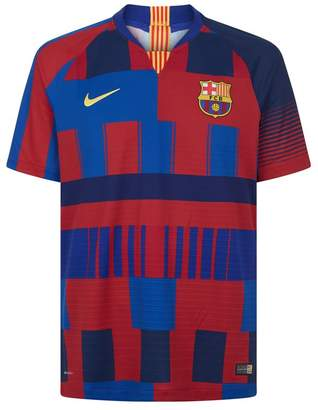 da101d79d Nike Barcelona Vapor Match Football Top