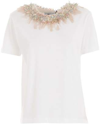 Blumarine Short Sleeve T-shirt