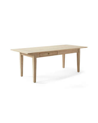 """Serena & Lily Beach House 84"""" Dining Table"""