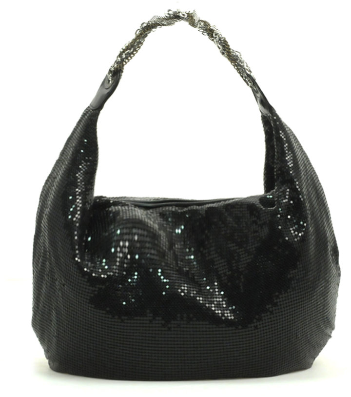 ASOS Premium Chainmail Slouchy Bag