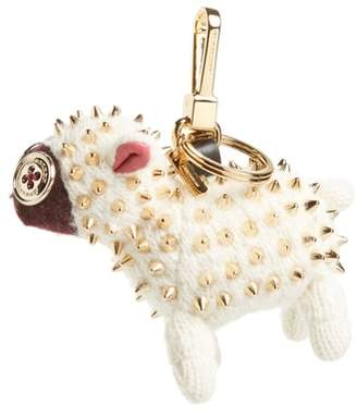 Burberry Wendy the Sheep Studded Cashmere Bag Charm