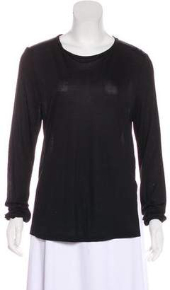 J Brand Long-Sleeve Knit Top