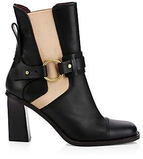 See by Chloe Alexis Leather Boots