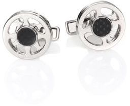 Alfred Dunhill dunhill Fly Wheel Cuff Links