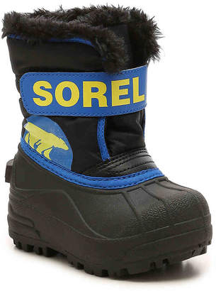 Sorel Snow Commander Infant, Toddler & Youth Snow Boot - Boy's