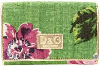 Dolce & Gabbana Cloth wallet