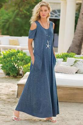 Soft Surroundings Electra Maxi Dress