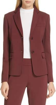 BOSS Jomanda Jersey Suit Jacket