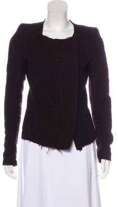 Isabel Marant Tweed Casual Jacket