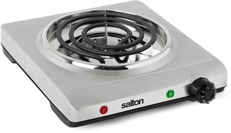 Salton Single Burner Portable Hot Plate