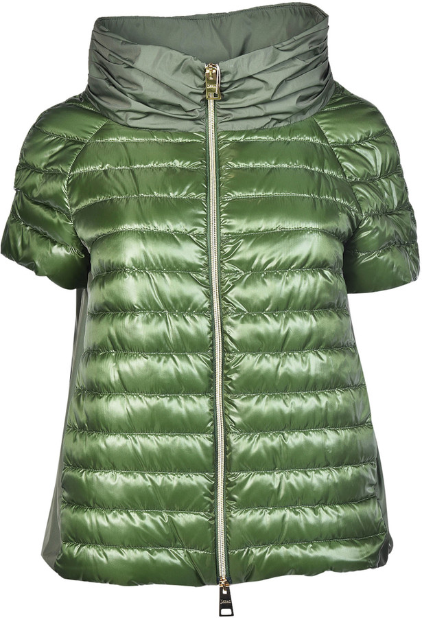Herno Herno Short Sleeve Down Jacket