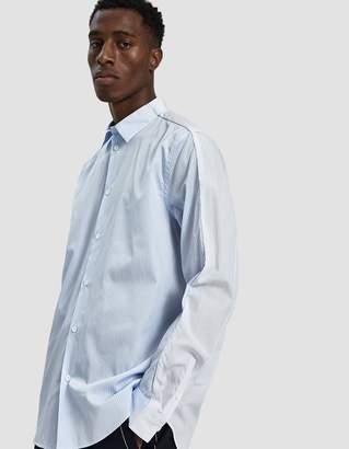 Oamc Striped Neo Button Up Shirt