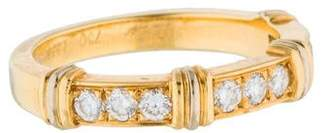 Cartier Contessa Wedding Band