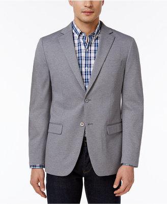 Lauren Ralph Lauren Men's Classic-Fit Solid Soft Knit Sport Coat $295 thestylecure.com