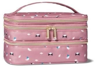 Sonia Kashuk Sonia KashukTM Triple Zip Train Case Makeup Bag - Pink