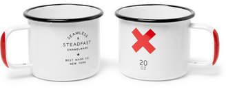 Best Made Company - Enamel Mug Set - White
