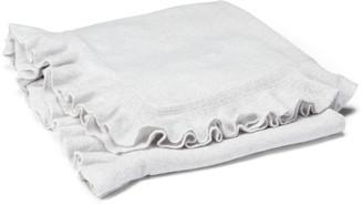 Ralph Lauren Whitney Cashmere Throw Blanket