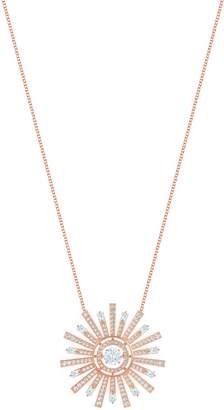 Swarovski Sunshine Long Pendant Necklace