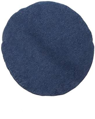 Forever 21 Cotton-Blend Denim Beret