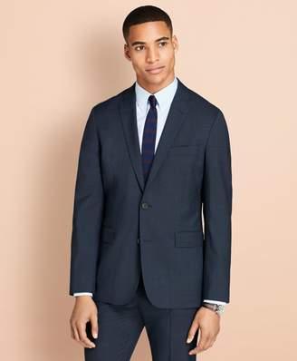 Brooks Brothers Parquet Wool Suit Jacket