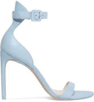 Sophia Webster Nicole Leather Sandals - Blue
