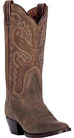 Dan Post Leather Boots - Marla