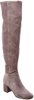 Cole Haan Elnora Suede Over-The-Knee Boot