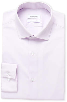 Calvin Klein Pink Extreme Slim Fit Dress Shirt