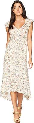 Lucky Brand Women's Felice Floral Dress in