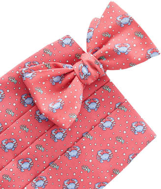 Vineyard Vines Crab Cummerbund Set