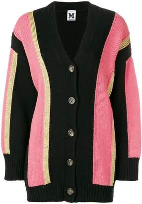 M Missoni colour block cardigan