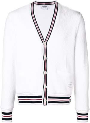 Thom Browne chunky knit cardigan