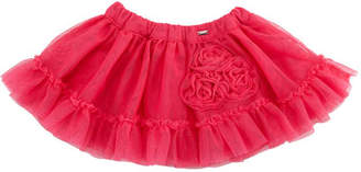 Mayoral Sparkle Tulle Skirt, Size 6-36 Months