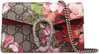 Gucci Dionysus GG Blooms super mini bag