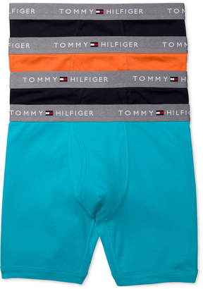 Tommy Hilfiger Men's 4-Pk. Cotton Classic Boxer Briefs