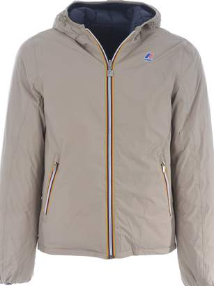 K-Way K Way Jacques Thermo Plus Double Reversible Jacket