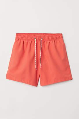 H&M Swim Shorts - Orange
