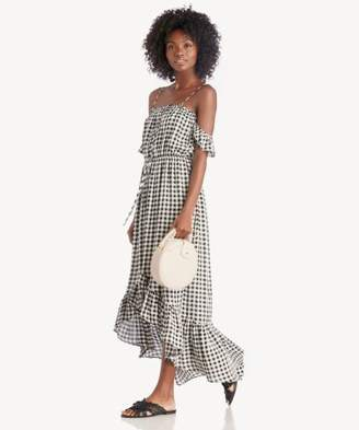 Sole Society Day Trip Ruffle Dress